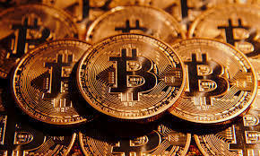 By The Financial TimesBitcoin was down again on Monday morning